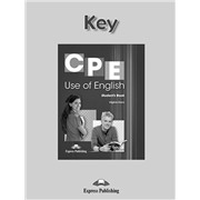 cpe use of english 1 key (2014)