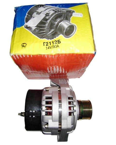 Фото №2 - лучший генератор для ВАЗ 2110