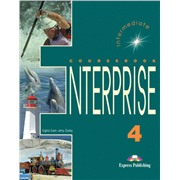 enterprise 4 student's book - учебник