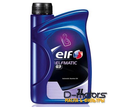 ELF ELFMATIC G3 (1л.)