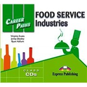 Career Paths Food Service Industries Audio CDs