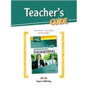 Environmental Engineering (Teacher's Guide) - методическое руководство для учителя