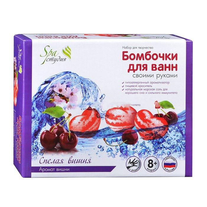 Бомбочки для ванной своими руками для детей