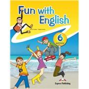 fun with english 6 student's book - учебник