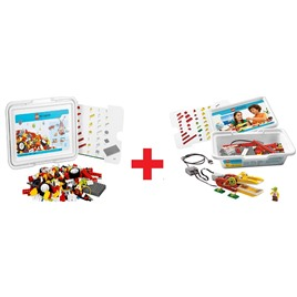 Lego Education Полный комплект конструктора LEGO Education WeDo