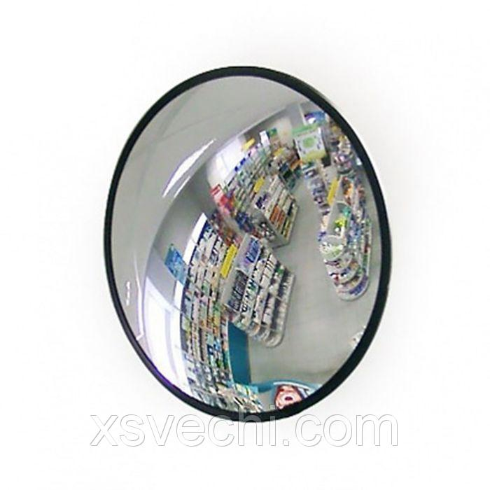 Зеркало обзорное круглое d30