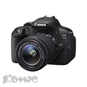 Фотоаппарат Canon EOS 700D Kit EF-S 18-55 IS STM