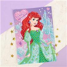 """Картина пайетками """"Самая красивая"""" Принцессы: Ариэль, арт. 2797994"""