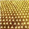 Светодиодная LED гирлянда Сетка 2*2 м. Золотое свечение