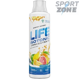Life Isotonic Concentrate 500ml Citrus Mix