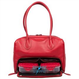 Женская сумка SIX PACK FITNESS (SPF) Vixen Elite Bowler Red (красный)