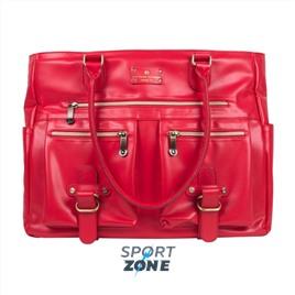 Женская сумка SIX PACK FITNESS (SPF) Renee Tote Red (красный)