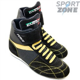 Кроссовки ENERGY 1999 FERUS BLACK /YELLOW