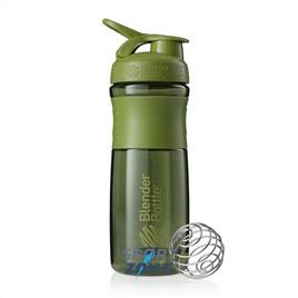 SportMixer 828мл Moss Green [оливковый]