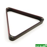 Треугольник 57.2 мм (махагон), интернет-магазин товаров для бильярда Play-billiard.ru