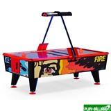 Аэрохоккей «Ice & Fire» 8 ф (купюроприемник), интернет-магазин товаров для бильярда Play-billiard.ru