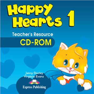 happy hearts 1 teacher's cd-rom