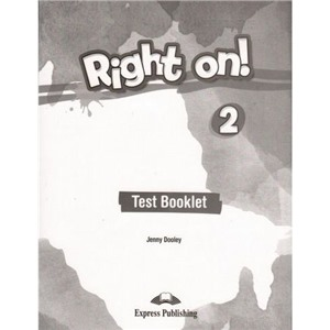 Right On! 2 - Test Booklet