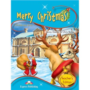 merry christmas teacher's book - книга для учителя