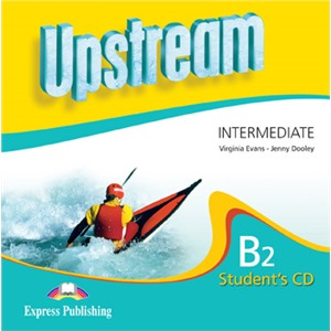 Upstream Intermediate B2 (2nd Edition) - Student's Audio CD — диски для домашней работы