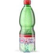 Упаковка минеральной газированной воды Ferrarelle 0,5 в пластике - 24 шт.