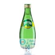 Perrier 0,33 лайм упаковка минеральной газированной воды - 24 шт.