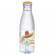 Schweppes Indian Tonic - газированный напиток 0,2л в стекле - 24шт. в упаковке