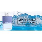 Armand Basi l'eau pour homme 125ml