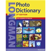 Longman Photo Dictionary 3rd Edition (with Audio CDs)