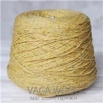 Пряжа Kilcarra tweed лимонный сорбет 4897, 80м в 50 г