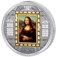 «Мона Лиза» Леонардо да Винчи Тираж 999шт