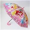 Зонт детский полуавтомат Принцесса со свистком D-84см. №6