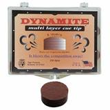 "Наклейка для кия ""Dynamite"" (M) 14 мм, интернет-магазин товаров для бильярда Play-billiard.ru"