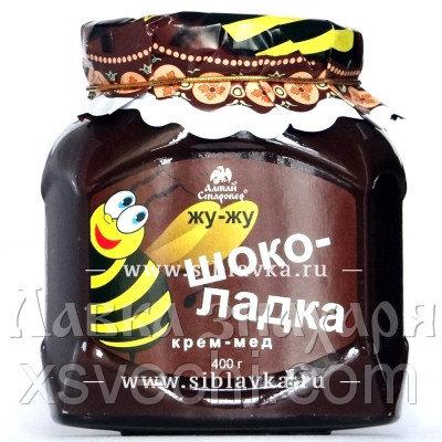 Крем-мед «Шоколадка»