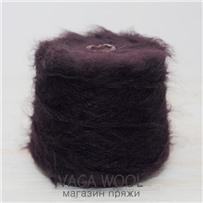Пряжа Lilu  Слива из сури альпака 130м/50гр Lama Lima