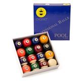 """Комплект шаров 57.2 мм """"Classic А-качество"""", интернет-магазин товаров для бильярда Play-billiard.ru"""