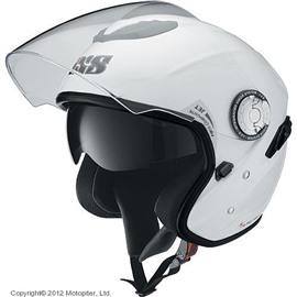 Открытый композитный шлем HX91 белый M