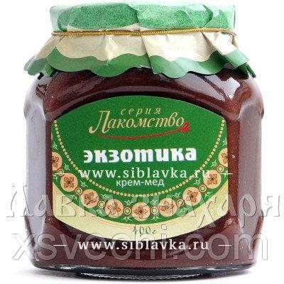 Крем-мед «Экзотика»