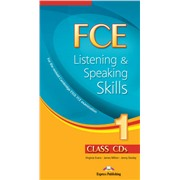 fce listening & speaking skillsClass audio cds. (set of 10)(2008)