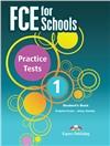 FCE for Schools 1 Practice Tests  Student's book - учебник (2014 год)