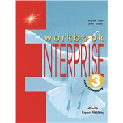 Enterprise 3. Workbook. Pre-Intermediate. Рабочая тетрадь
