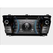 """Штатное головное устройство Phantom DVM-3021G iS  7""""  для Toyota Corolla с 2013 года"""