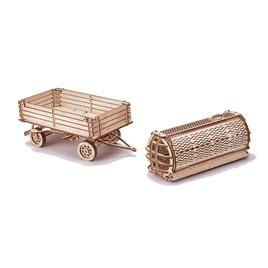 Wood Trick Механическая сборная модель Wood Trick Прицепы для трактора