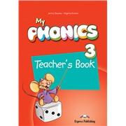 My phonics 3 teacher's book - книга для учителя