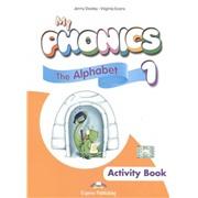 My phonics 1 activity book. рабочая тетрадь