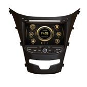 Штатное головное устройство Redpower 12161 для SsangYong Actyon с 2013 года