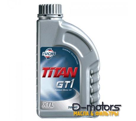 FUCHS TITAN GT1 5W-40 (1л.)