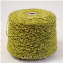 Пряжа Твид Soft Donegal Лайм 5581, 190м в 50 г. Knoll Yarns, Lime