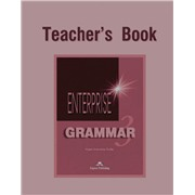 enterprise 3 grammar teacher's book - книга для учителя