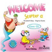 welcome starter a class cd